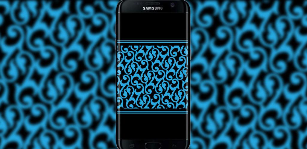 black-and-blue-wallpaper-wallpaper