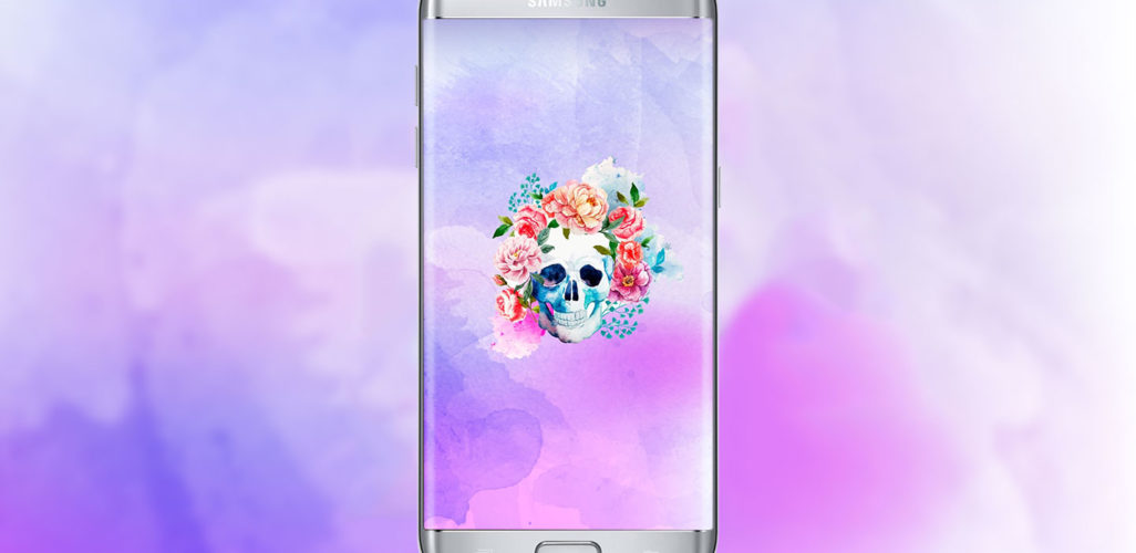 watercolour-skull-wallpaper