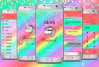 Magical Unicorn Rainbow