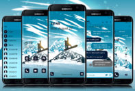 Sport Snowboarding