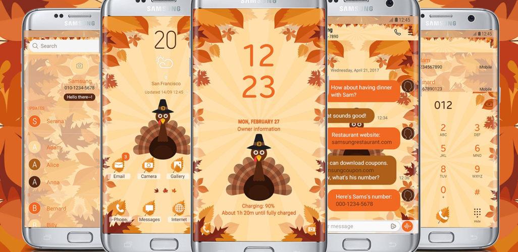 Thanksgiving Turkey AOD