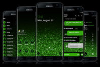 Green Glitter