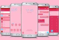 Pink Neon Flat